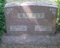 Helen D. <i>Akers</i> Mosher