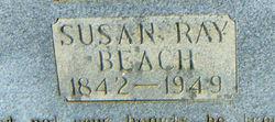 Susan <i>Ray</i> Beach