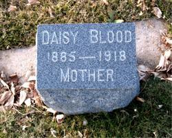 Daisy <i>Algood</i> Blood