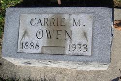 Carrie <i>Miller</i> Owen