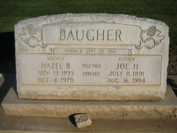 Hazel B. Baugher