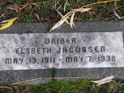 Elsbeth Crins <i>Jacobsen</i> Daiber