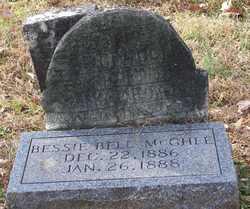 Bessie Bell McGhee