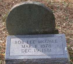 Bob Lee McGhee