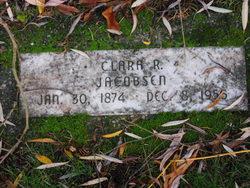 Clara R Jacobsen