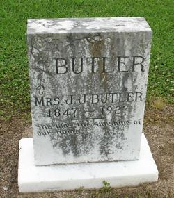 Rebecca Elizabeth <i>Faulk</i> Butler