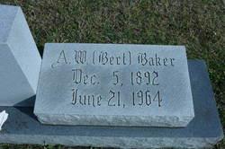 Albert Wilson Bert Baker