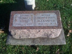 Amanda <i>McCormack</i> Alexander