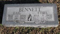 Ethel Almarinda <i>Adkins</i> Bennett