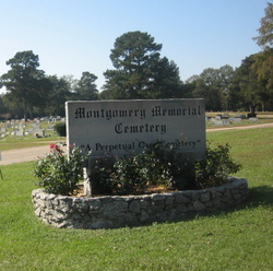 Montgomery Memorial Cemetery