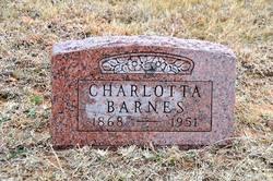 Charlotta Lotte <i>Whittington</i> Barnes
