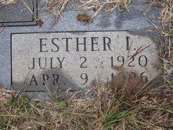 Esther I Long