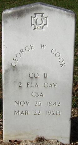 George Washington Cook