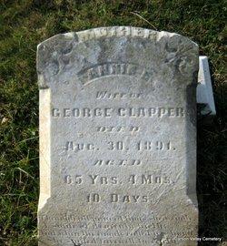 Annie Elizabeth <i>Hart</i> Clapper