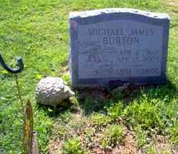 Michael James Burton