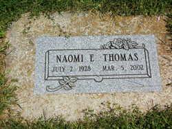 Naomi E. Thomas