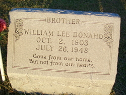 William Lee Donaho, Jr