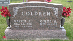 Chloe M <i>Thomas</i> Coldren