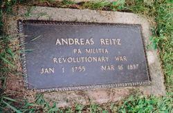 Andreas (Andrew) Reitz