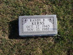Randal Ray Randy Kerns