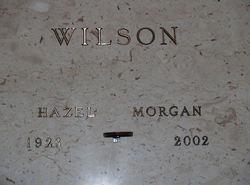 Lois Hazel <i>Morgan</i> Wilson