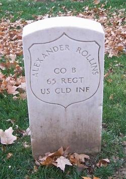 Alexander Rollins