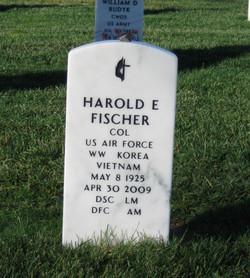 Col Harold E. Fischer, Jr