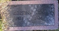 Hortense Cox