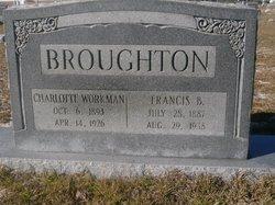 Charlotte <i>Workman</i> Broughton