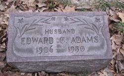 Edward C. Adams