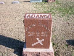 William Stewart Adams