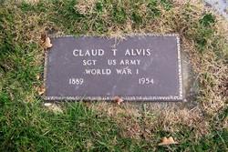Claude Trotter Alvis