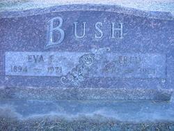Eva Elizabeth <i>Ruff</i> Bush