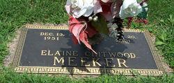 Elaine <i>Chitwood</i> Meeker