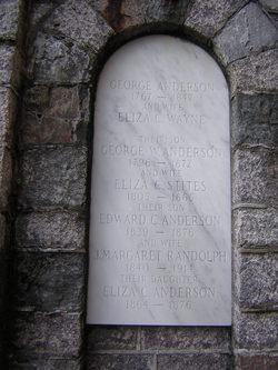 Col Edward Clifford Anderson, Jr