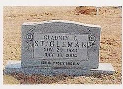 Gladney Cletis Stigleman