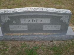 Ruby <i>Randle</i> Badeau