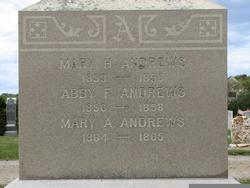 Abby F. Andrews