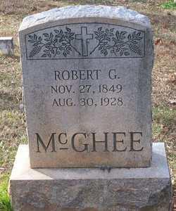 Robert Green McGhee