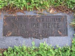 Brian Joe Pierce