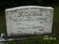 Waldo Brigham Buckham