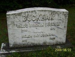 Helen <i>Day</i> Buckham