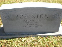 Caroline Lula <i>Meyer</i> Boylston