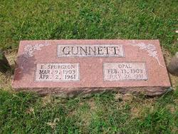 Opal <i>McClard</i> Gunnett