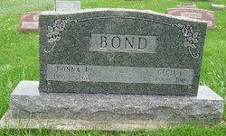 Donna Juanita <i>Clock</i> Bond