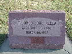 Mildred <i>Lord</i> Kelly