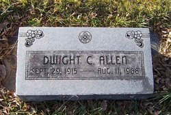 Dwight Cortley Allen