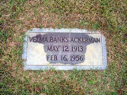 Velma <i>Banks</i> Ackerman