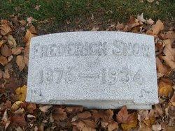 Frederick George Snow