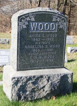 Angeline B. <i>Marshall</i> Wood